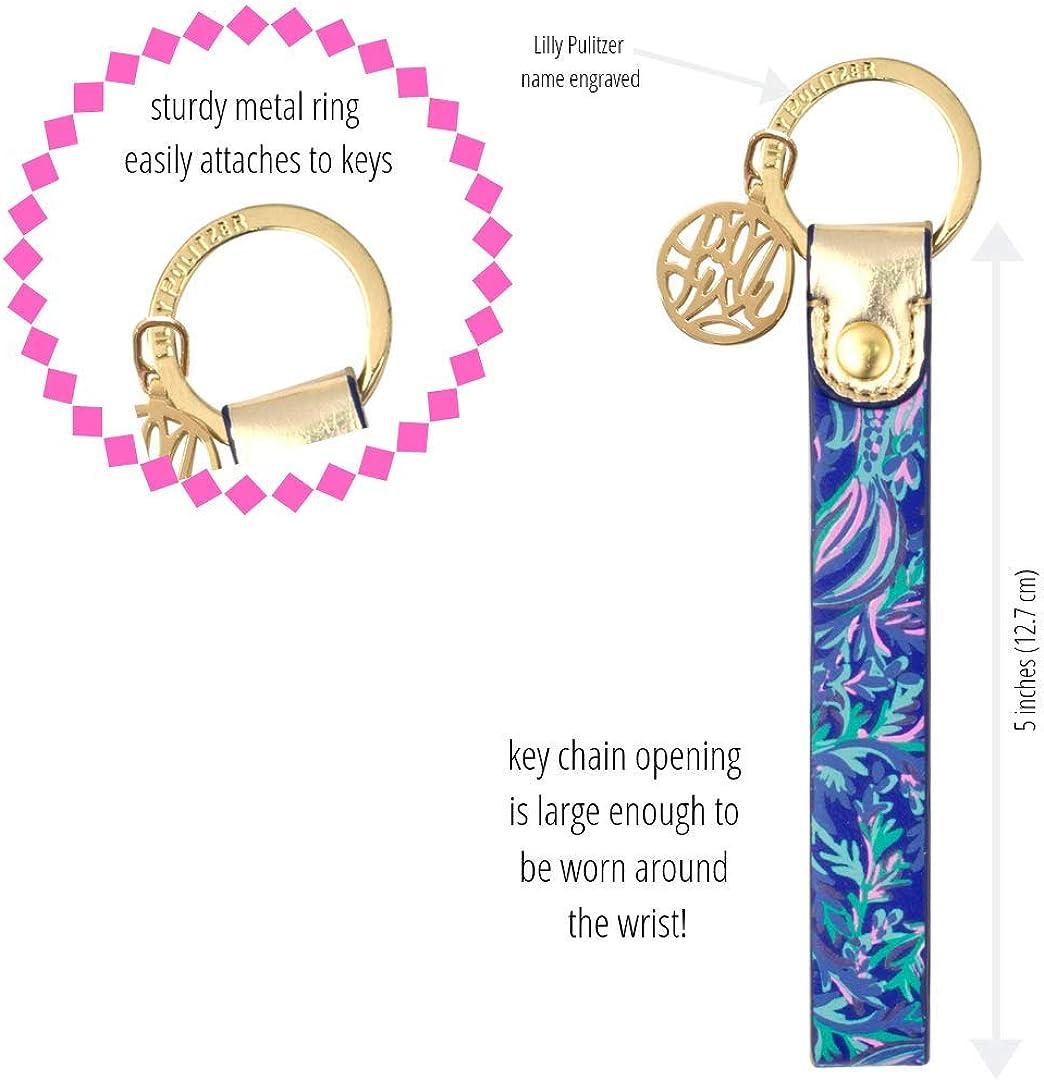 Lilly Pulitzer Strap Key Fob Key Chain