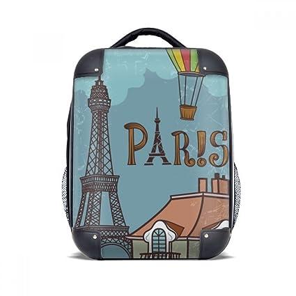 DIYthinker Paris fuego Balón de Francia Torre Eiffel estuche ...