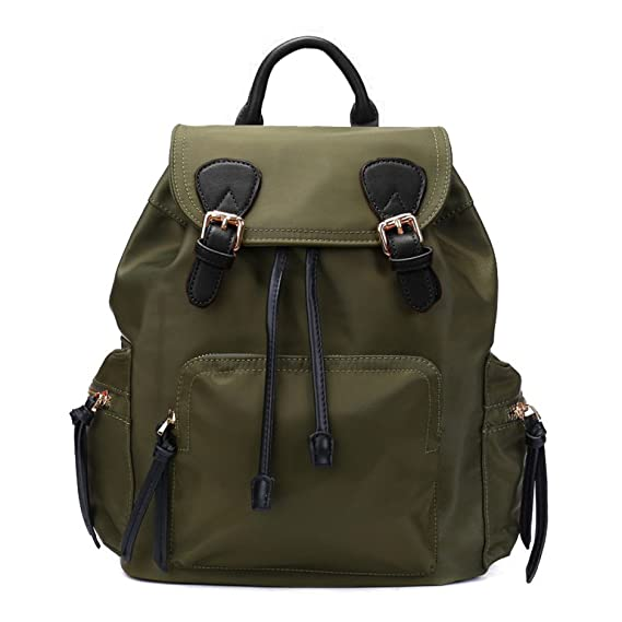2018 New Style Fashion Girls Boy Backpack Parachute Nylon Backpack Full  Waterproof Oxford Travel Bag Military Pack Student Bag Leisure Bag   Amazon.co.uk  ... eafd69a3ec430