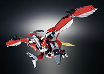 Amazon.com: GX-55 Tobikage & Houraioh [Toy] by Bandai ...