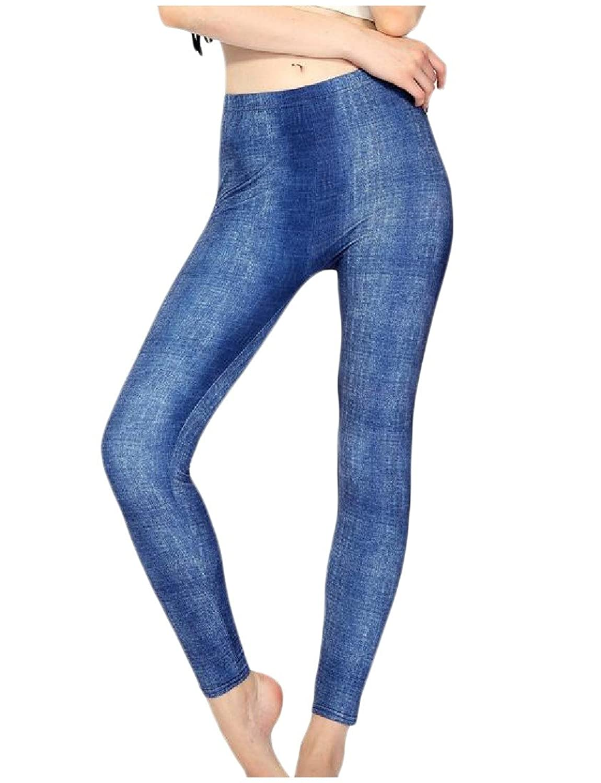 RDHOPE-Women Plus-Size Custom Fit Painting Comfort Soft Leggings Pants
