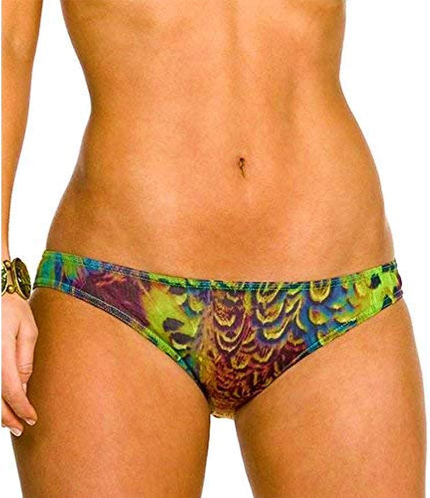 Kiniki Amalfi Tan Thru Sonnendurchl/ässige Bikini Hose