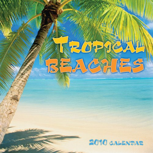 Tropical Beaches 2010 Mini Calendar 2010 Mini Calendar
