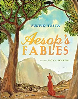 aesops fables aesops fables by aesop author may 11 2011 paperback
