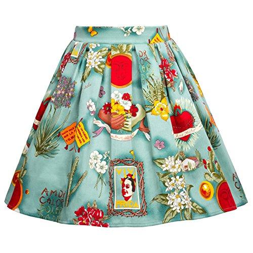 GRACE KARIN Elastic Pleated Dresses