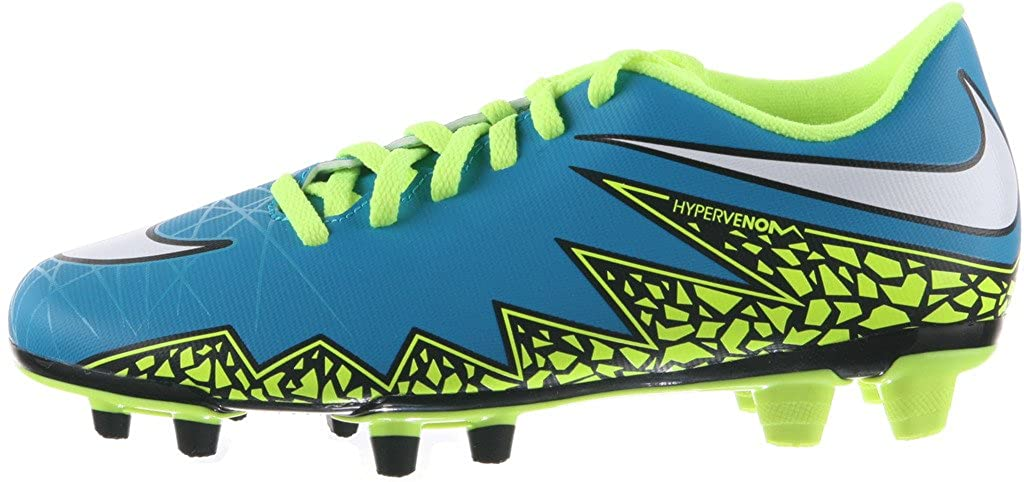 236cb2b24e02 Amazon.com  Women s Nike HyperVenom Phade II (FG) Soccer Cleat  Shoes