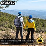 Picnic Backpack for 4 by Evolved – Waterproof