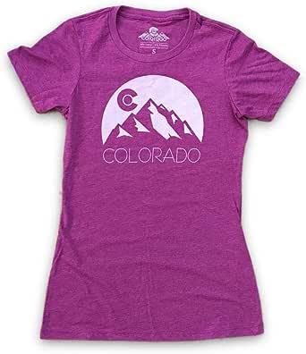 Colorado Limited Women's Colorado T-Shirt (Sizes S - XL)