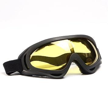DESESHENME X400 Gafas de Espejo de Viento Táctico Off-Road Gafas Gafas Gafas de esquí