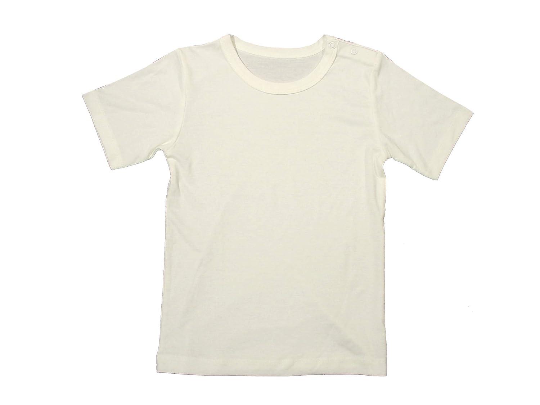 wei/ß Kuli-Muli 5193 Lyocell Kurzam-Shirt 86