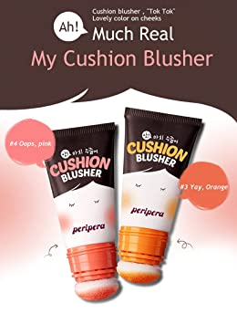 Cushion Blusher (Peripera Cushion Blusher)