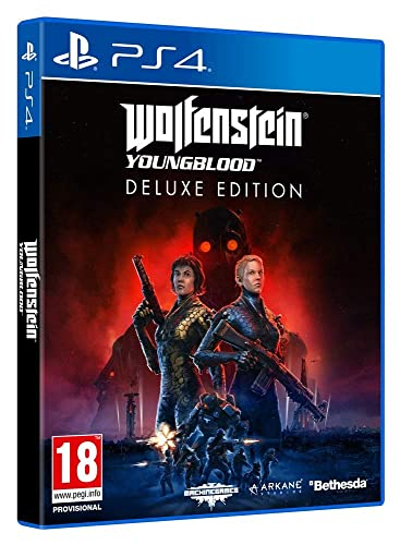 Wolfenstein: Youngblood - Deluxe Edition (PS4): Playstation