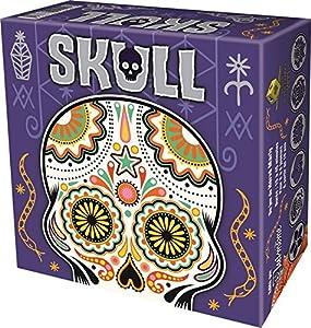 skull card game