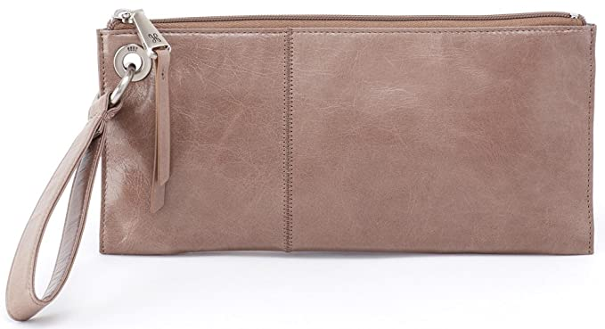 Leather Zip Around Wallet - the dinner party by VIDA VIDA