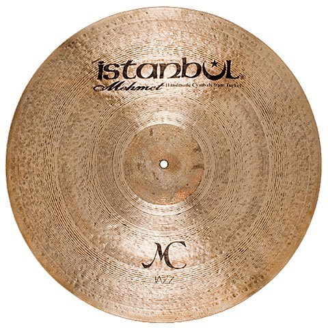 Istanbul Mehmet Cymbals Jazz Series MC Jazz Ride Sizzle Cymbals CJ-RSZ (20