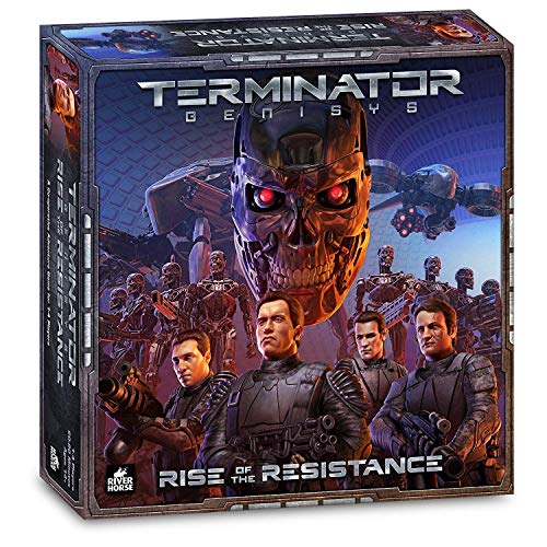 (River Horse Terminator Genysis: Rise of The Resistance Board)