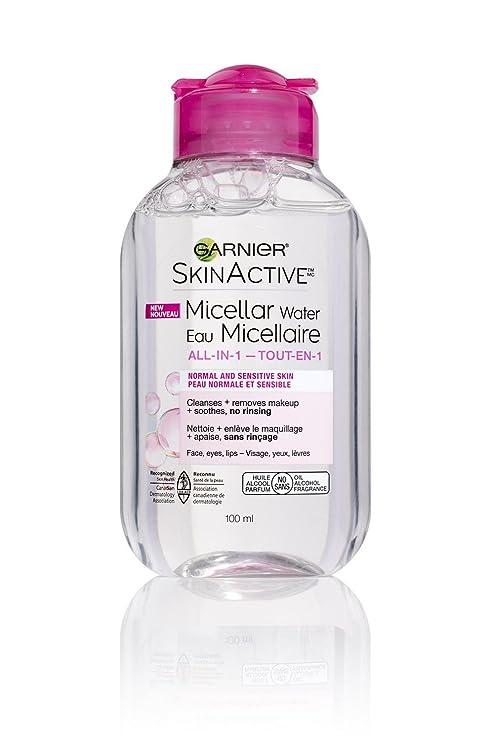 Garnier Skin Active Micellar - Piel sensible al agua (100 ml)