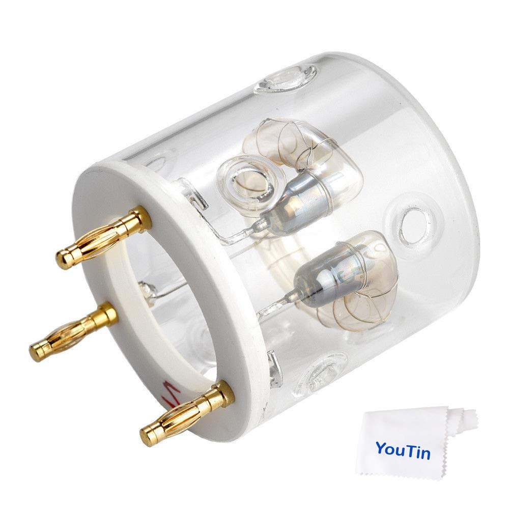 Godox Replacement Tube Original Standard Lamp 400W for AD400PRO Flash Monolight (1400W Flash Standard Tube Lamp) by Godox