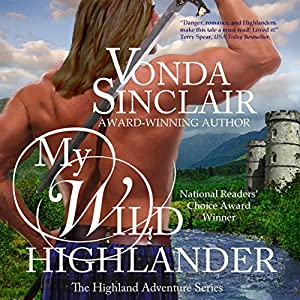 My Wild Highlander Audiobook