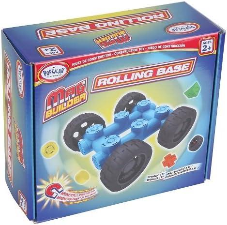 POPULAR PLAYTHINGS Mag Builder Rolling Base