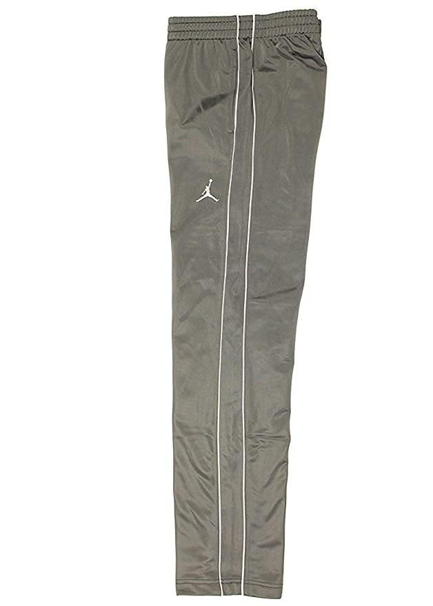 a14ab002e119f5 Amazon.com  Jordan Nike Air Jumpman Boys  Tricot Basketball Sweatpants   Clothing