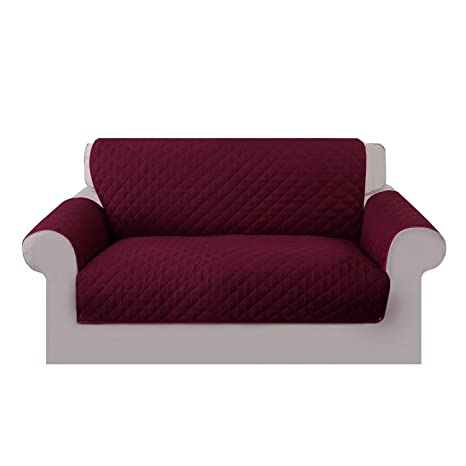 LiveGo Pet Sofa Funda protectora Antideslizante Reversible ...