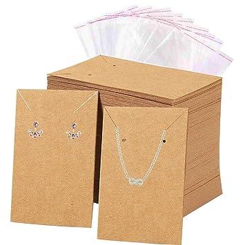 Amazon.com: Pendientes y tarjetas de presentación de ...