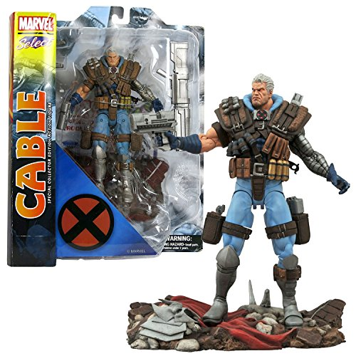 marvel select cable - 2