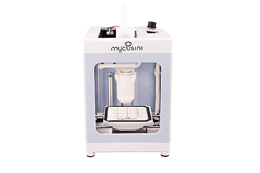 mycusini - Impresora 3D de alimentos Choco: Amazon.es: Hogar