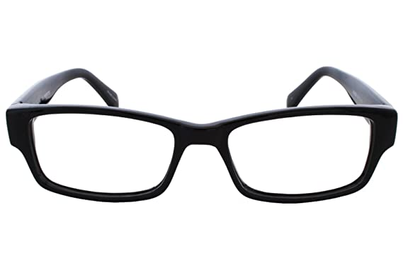 Lunettos Taylor Petite 49 Womens Eyeglass Frames - Black at Amazon ...