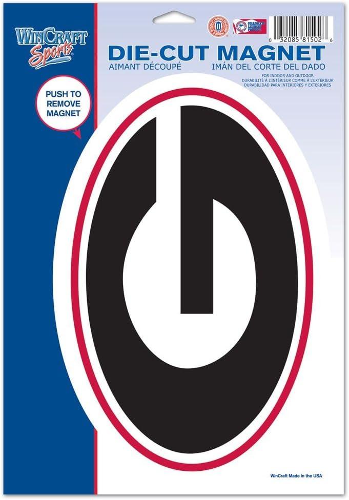 WinCraft NCAA Vinyl Magnet