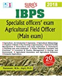 IBPS Specialist Officers Agricultural Field Officer Main Exam Books 2018