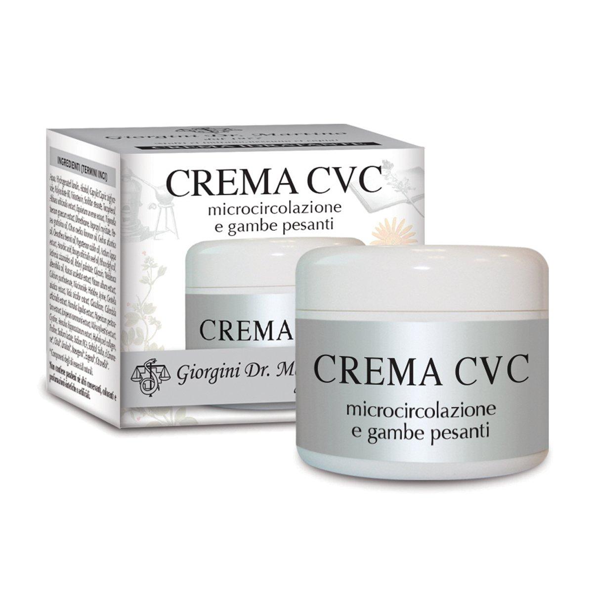 Dr. Giorgini Crema per il Corpo Cvc - 100 ml Vis Medicatrix Naturae SERCREMACVC100