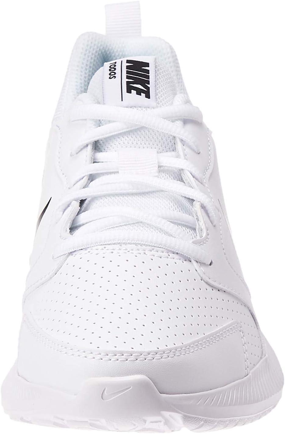 Nike Todos Hardloopschoenen voor dames White White Black 101