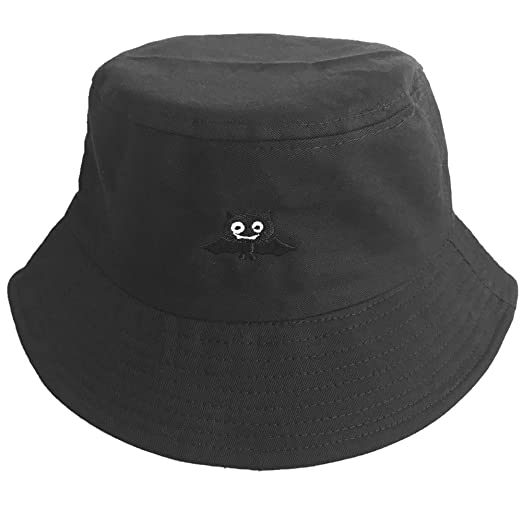 7c4a28c20 SuperFunny Embroied Unisex Summer Travel Bucket Beach Sun Hat ...