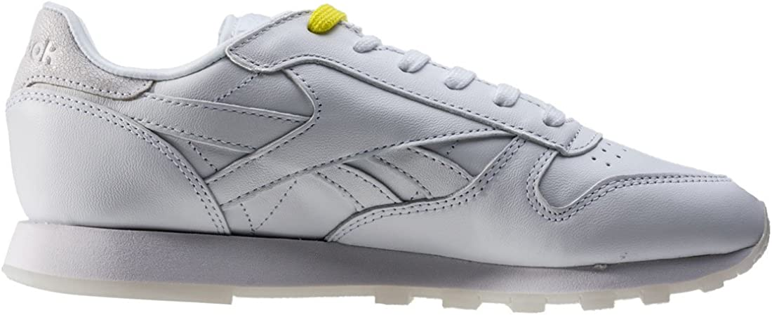 Reebok Donna Sneaker CL Leather Face White