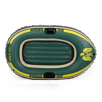 YUAN JIAN-Kayaks Barco De Goma, Barco De Pesca Inflable, Canoa ...