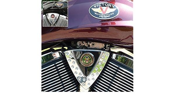 motordog69 Victoria queso cuña moneda pantalla plana Set con ejército veterano...: Amazon.es: Coche y moto