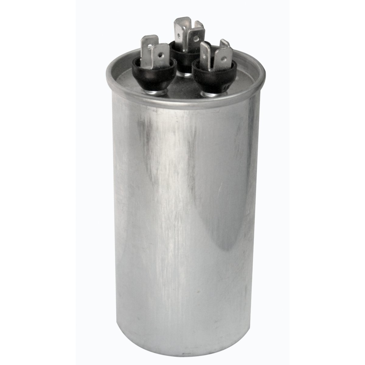 2-Pack, Lennox Y4609, FirstChoice 4JR0535-II-EW Dual Run Capacitor, Round, 440V, 5+35 MFD