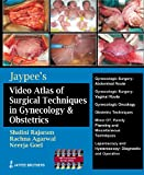 Jaypee's Video Atlas of Surgical Techniques in Gynecology and Obstetrics (DVD)