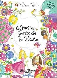 El jard n secreto de las hadas valeria varita libro for Audio libro el jardin secreto