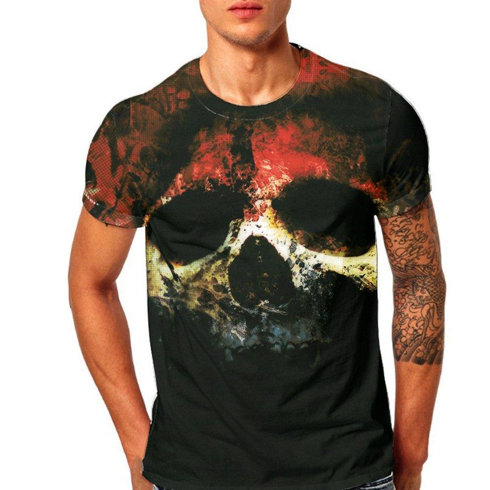 ASHOP - Camisetas Hombre - Summer Polo T-Shirt - Impresión en 3D ...