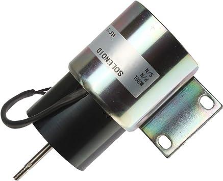 0250-12E3LS1 025012E3LS1 Actuator Solenoid Valve 12VDC