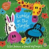 Rumble in the Jungle by Andreae, Giles (2009) Board book