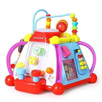 Desarrollo de Habilidades motoras Juguete para bebés Mesa de ...