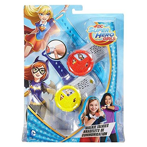 DC Super Hero Girls - Walkie talkies (Mattel DNH03)