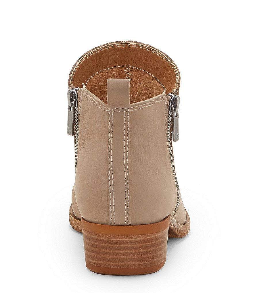 Frauen Geschlossener Zeh Leder Fashion Fashion Fashion Stiefel  ab6fd3