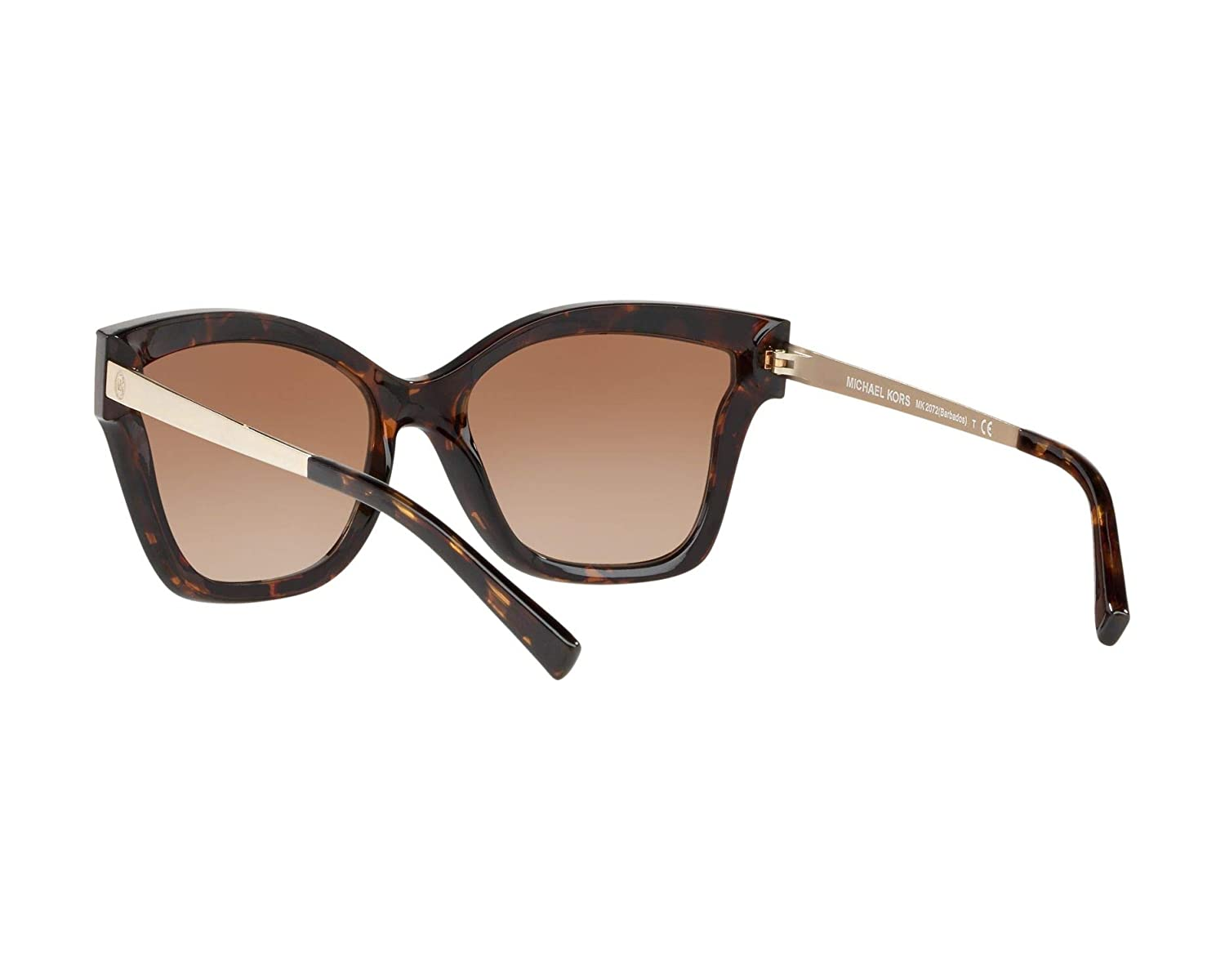 1eeadc44d4 Sunglasses Michael Kors MK 2072 333313 DARK TORTOISE INJECTED at Amazon  Men s Clothing store