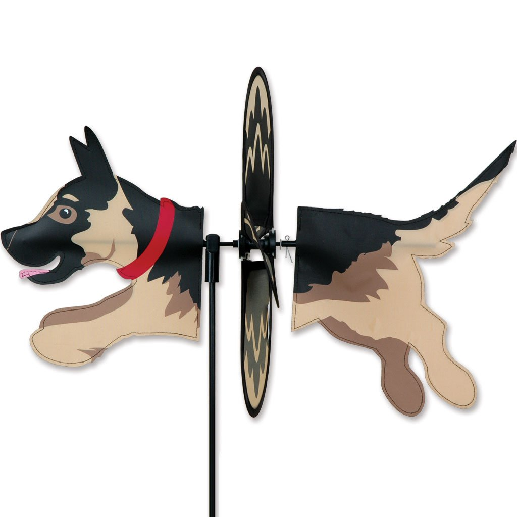 Petite Spinner - German Shepherd