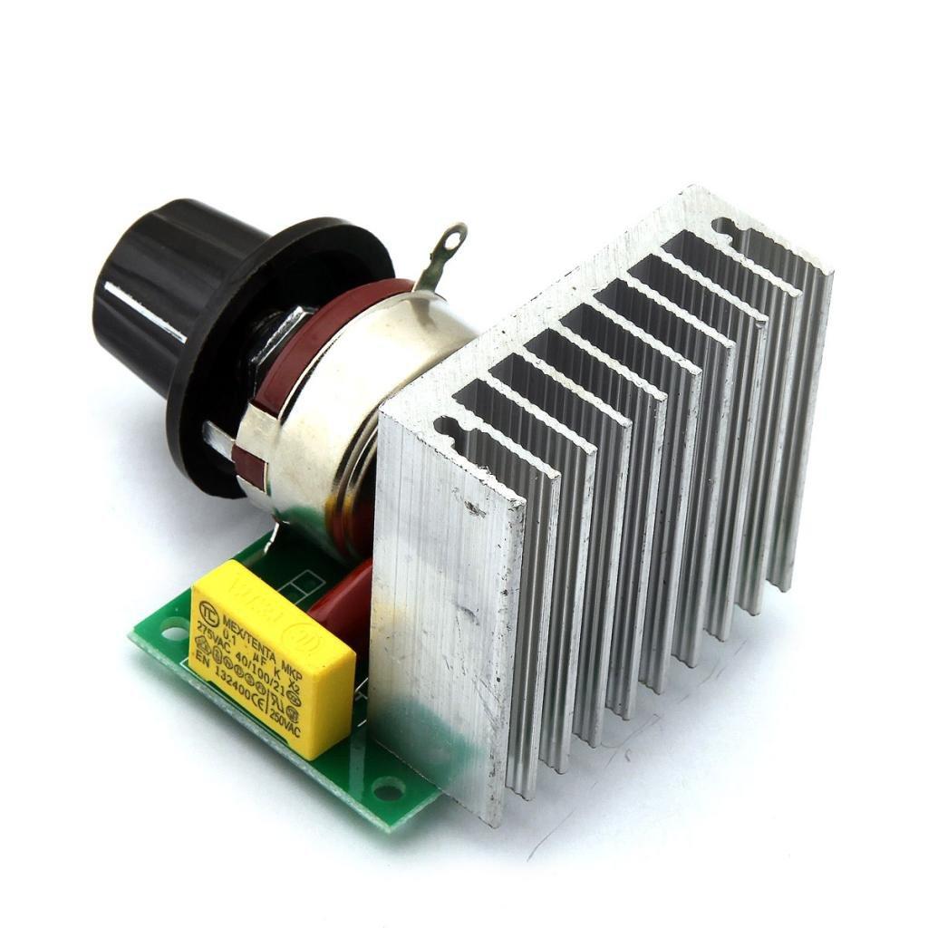 Ballen_Ma Ac Motor Speed Controller Voltage Regulator: Amazon.co.uk ...